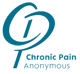 Chronic Pain Anonymous Logo